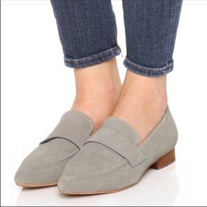 Jeffrey Campbell Belanger Leather Loafers